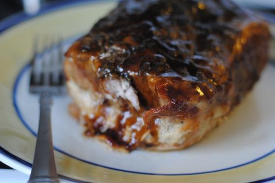brown sugar balsamic pork