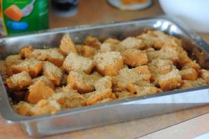 caramelized sweet potatoes