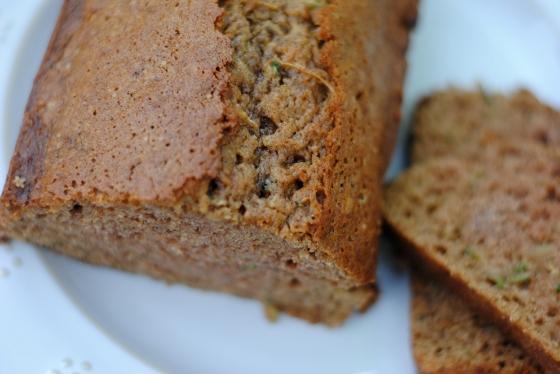 cinn zucchini bread
